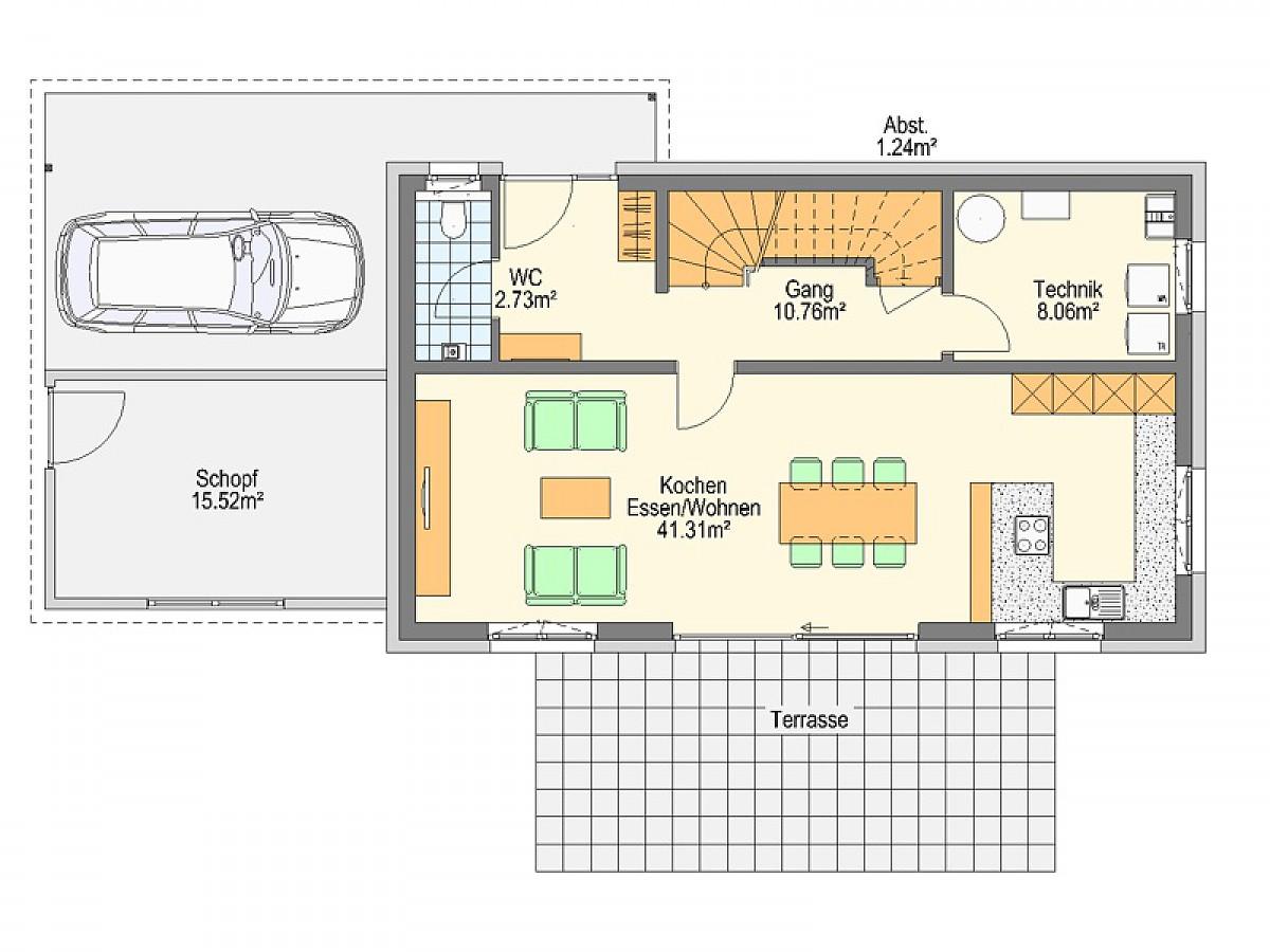 top haus 927 grabher baumeister in hohenems in vorarlberg. Black Bedroom Furniture Sets. Home Design Ideas